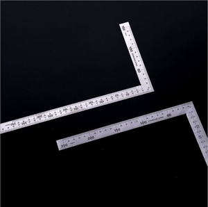 Stainless Steel Angle Rule
