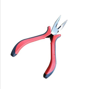 5-Inch Two-Color Handle Nose Pliers