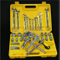Hand Tools 37 Combination Set Wrench