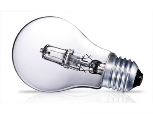 New Style Halogen Lamp A55 Bulb 72W Energy Saver