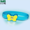 Butterfly rubber silicone flash bracelet