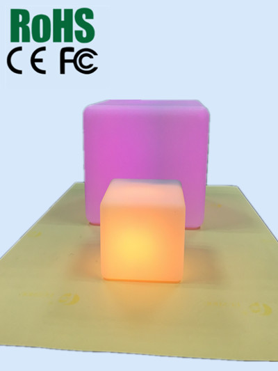 Best Popular Party House Decration Led Christmas Cube Light with Unique Style