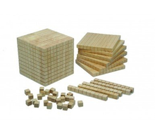 High Quality Wooden Ten Base, Hot Sale Wooden Math Blocks, 2014 New Wooden Math Manipulatives