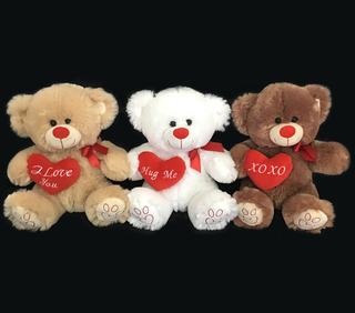High Quality Bear Valentines Gift Wedding Teddy Bear With Tie