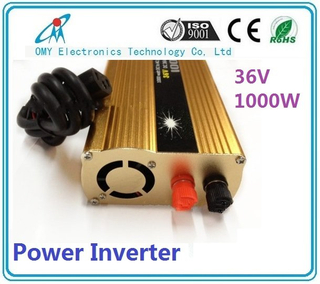 48Vdc to 220Vac 1000w Automotive Power Modified Sine Wave Inverter for dynamo battery charger