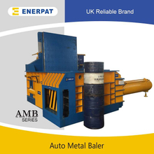Automatic Ferrous And Non Ferrous Metal Baler (10.0t/h)