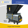 What is the difference between single shaft shredder and double shaft shredder?