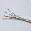 Factory Price Fluke Test CAT6A SSTP NETWORK CABLE with CE ROHS UL Standard