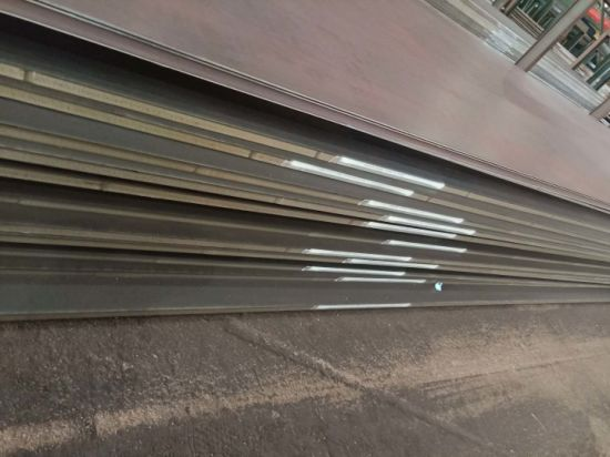 High Strength Hot Rolled Mild Steel Plates