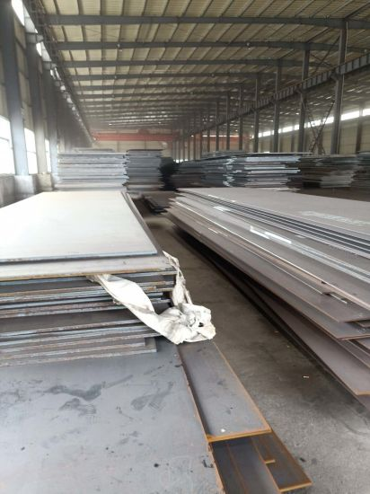 Steel Plate with High Strength, High Toughness