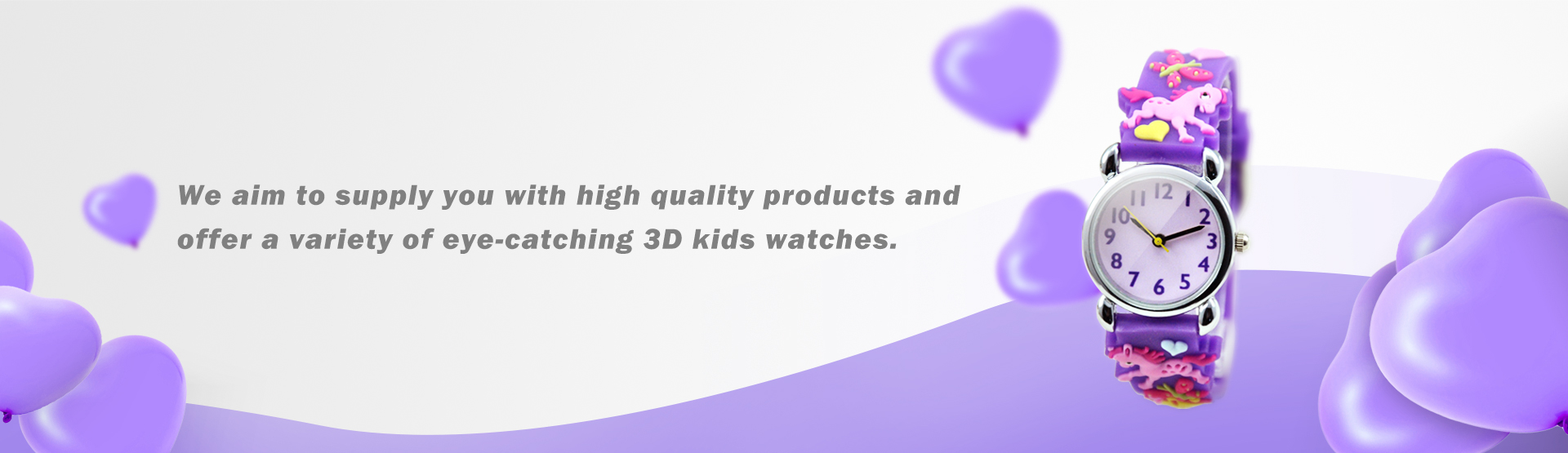 Promotional watches for kids