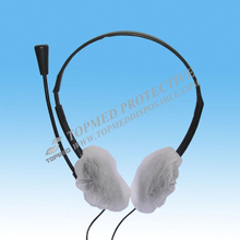 Disposable PP nonwoven ear cover for hair salon and SPA