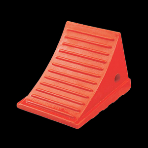 NWH-WCK04 Wheel Chock for Truck Parking Reserved Polyurethane Wheel Stopper