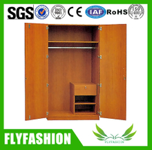Hot sale durable wooden home furniture clothes storage cabinet(BD-42)