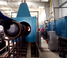 Automatic Convery LPG Cylinder Annealing Furnace