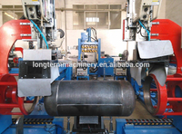 20kg LPG Cylinder Double Head Circumferential Welding Machine