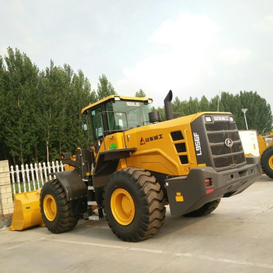 Sdlg LG956L L956f Wheel Loader New 5ton Wheel Loader