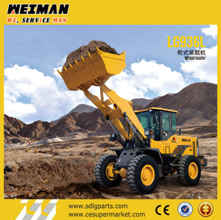 Multi Function Loaders Sdlg 3ton Wheel Loader LG936L for Sale