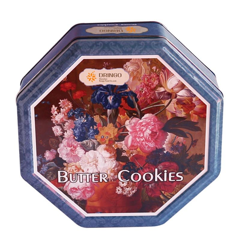 Everyday Boxed Tin Can Raisin Cookie
