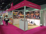 Shenzhen Dringo at Dubai Yummex Exhibition
