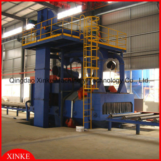 Sheet Steel Shot Blasting Equipment