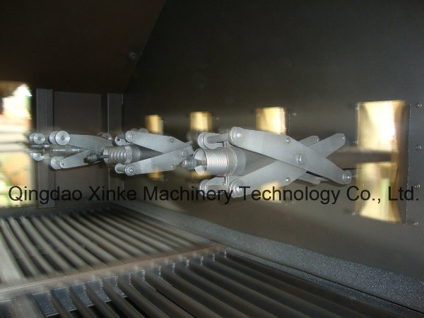 Small Steel Pipe Inner Wall Shot Peening Machine
