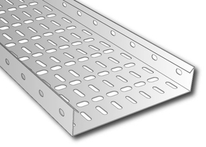 Perforated Type Cable Tray Medium Duty