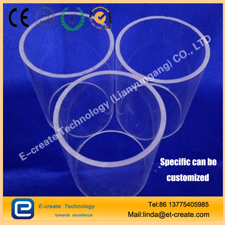 Oxidation, diffusion furnace, CVD, ALD and LPCVD special quartz tube