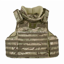 (1319-1) Military Bulletproof Vest Bodyamor