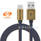 Type-C2.0 Denim Copper Shield Cable for Samsung of Chinese Top Supplier