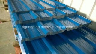 ASTM Standard Prepainted Zinc Coated Corrugated Aluminum Roofing