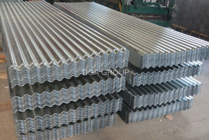 Aluzinc Coated Steel Sheets Galvalume Metal Plate for Roof and Wall