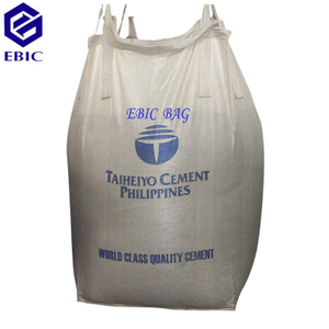 Cement Ton Bag with liner for water proof