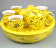 Ceramic teaset(double-walled)