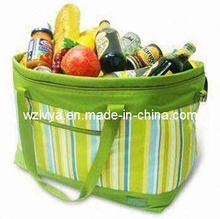 Cooler Bag With Glossy or Matte Lamination Finish (LYC04)