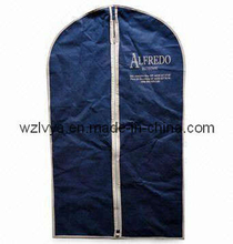 Nonwoven Garment Bag with Single Color Silkscreen Printing on One Side (LYS10)