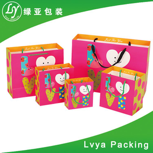 China Factory Wholesale Environmental Protection Paper Bag Customize