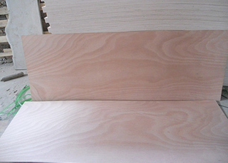 Door Skin Plywood Okoume Face Poplar Core Mr Glue