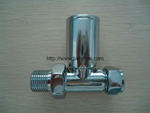 DN15 straight Lockshiled valve