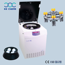 L5-5K Floor Low speed large capacity centrifuge