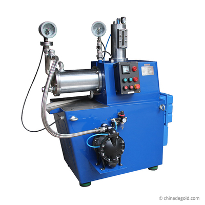 Degold 5 Liters Disc Type Horizontal Bead Mill