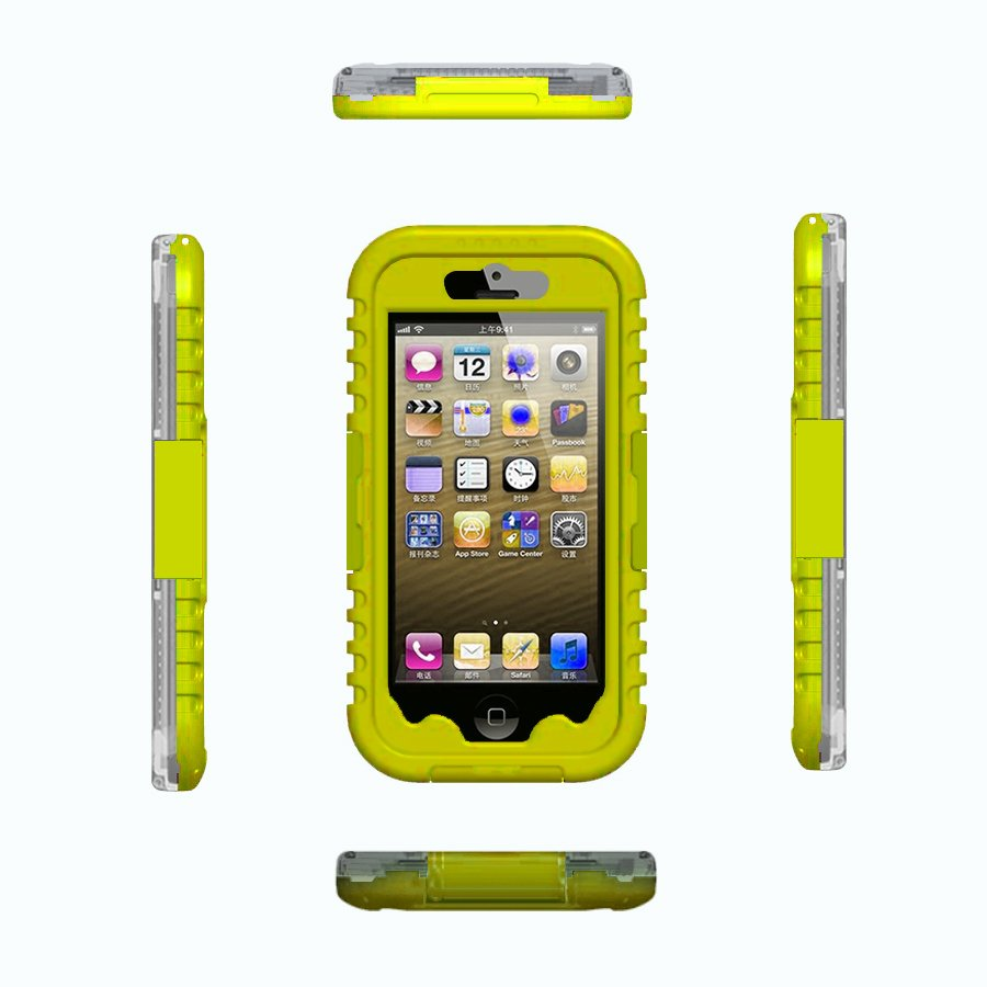 Classic Cheap Waterproof Mobile Phone Case Clip Cover