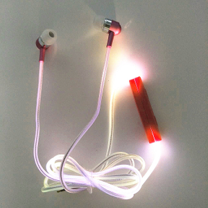LED Light Hi-Fi Sound Headset for MP4 Smart Phone