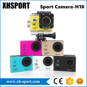 Ultra HD 4K WiFi Portable Waterproof Sport Action DV Camera