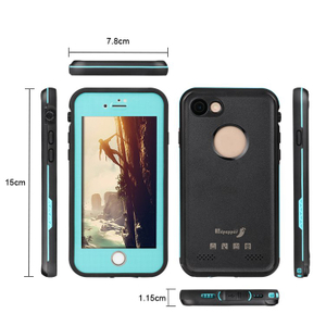 Newest Lifeproof Fre Waterproof Mobile/Cell Phone Xlf Case Cover for iPhone 7 Plus 5.5inch (RPXLF-7P)