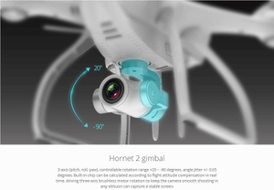 Automatic Following Jyu Drone Hornet 2 New Coming with 4k Camera Optional