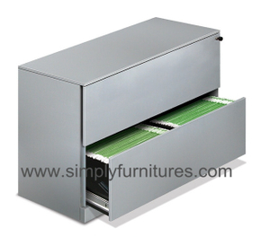 OEM 2 drawers steel case