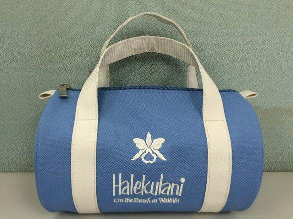 Round Tote Bag