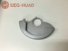 Magnesium Alloy Die Casting Powder Coated Cover Plate for Lawn Mower
