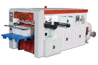 PY-950/1200 High Speed Automatic Roll Die-Cutting&Creasing Machine